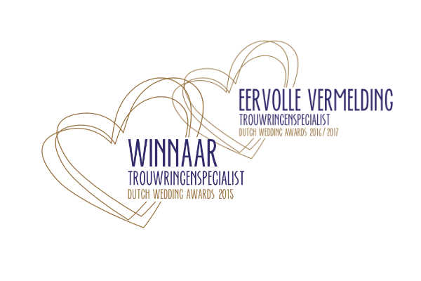 Nederlandse Trouw Brance Oraganisatie, Winnaar 2015 in de categorie Trouwringen